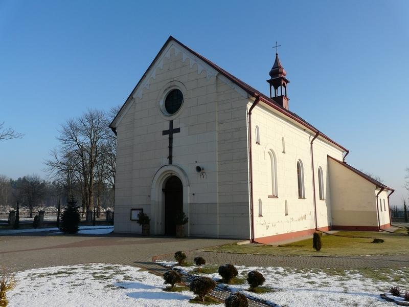 100-lecie parafii pw. św. Andrzeja Boboli w Kosobudach