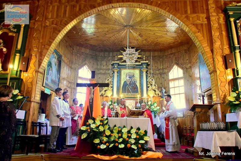 100-lecie parafii w Lipinach