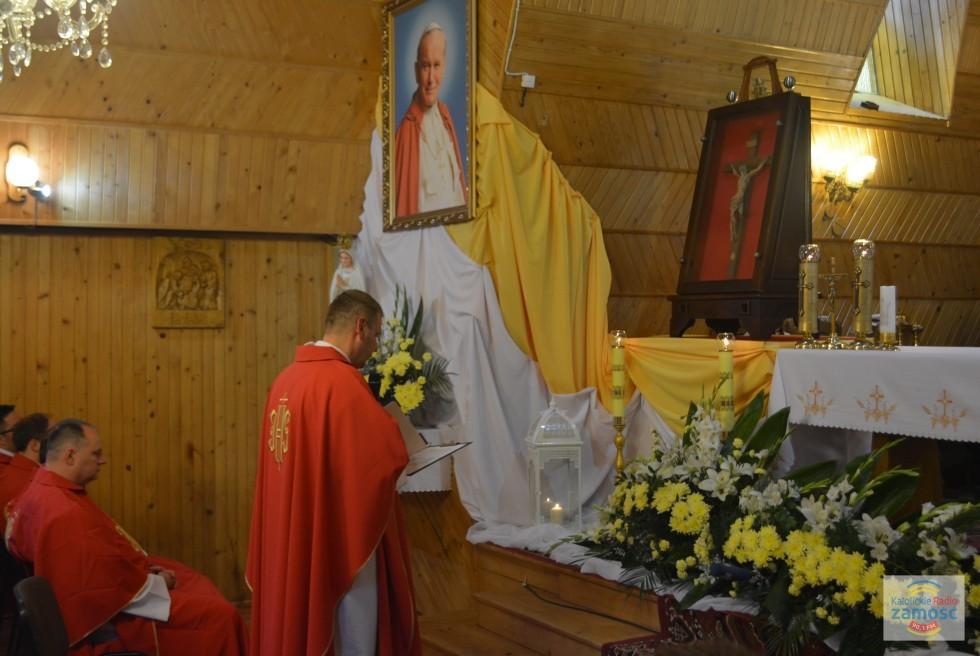 11.09 Bondyrz. Parafia pw. Świętej Bożej Opatrzności