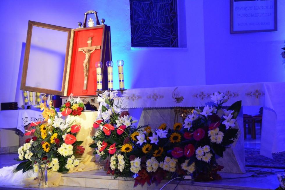 11.10 Lubaczów. Parafia pw. św. Karola Boromeusza