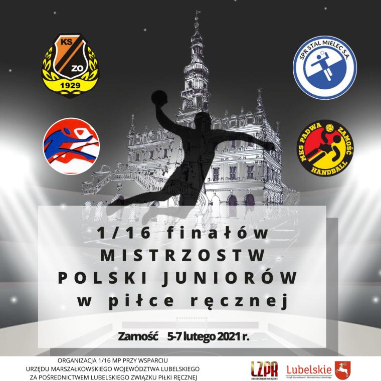 1/16 Mistrzostw Polski Juniorów