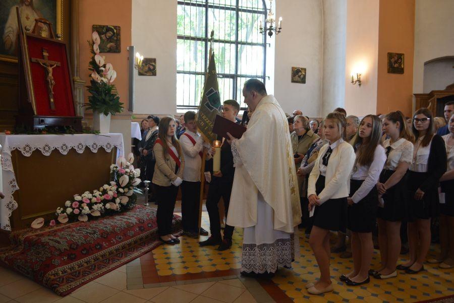 14.05 Parafia św. Jana Chrzciciela w Hostynnem