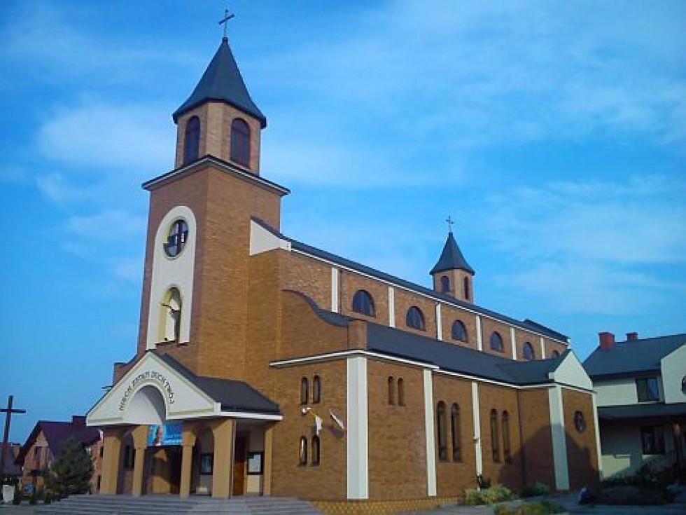 14.08 Parafia pw. Jana Pawła II w Biłgoraju