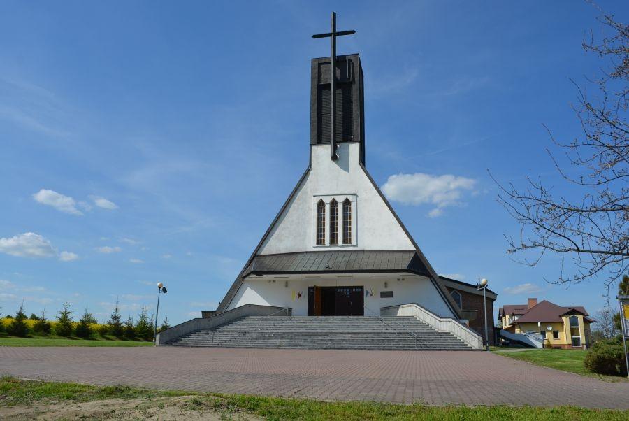 15.05 Werbkowice. Parafia św. Michała Archanioła