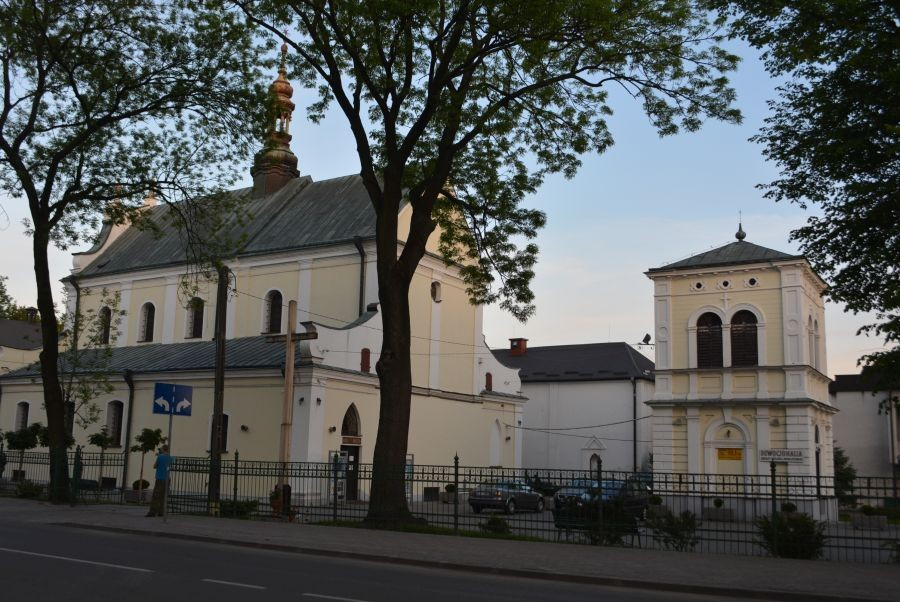 19.05 Hrubieszów. Parafia św. Mikołaja