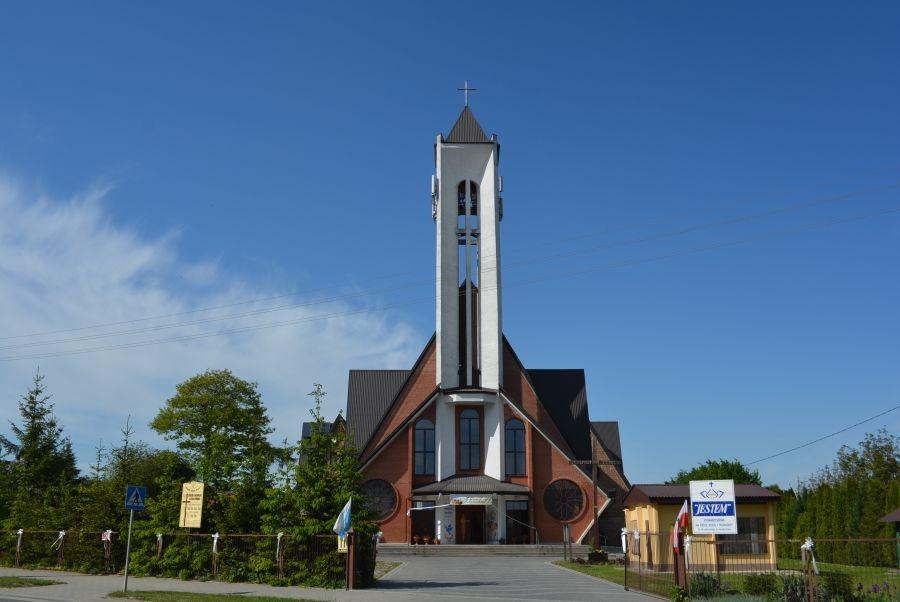 20.05 Hrubieszów. Parafia pw. Ducha Świętego