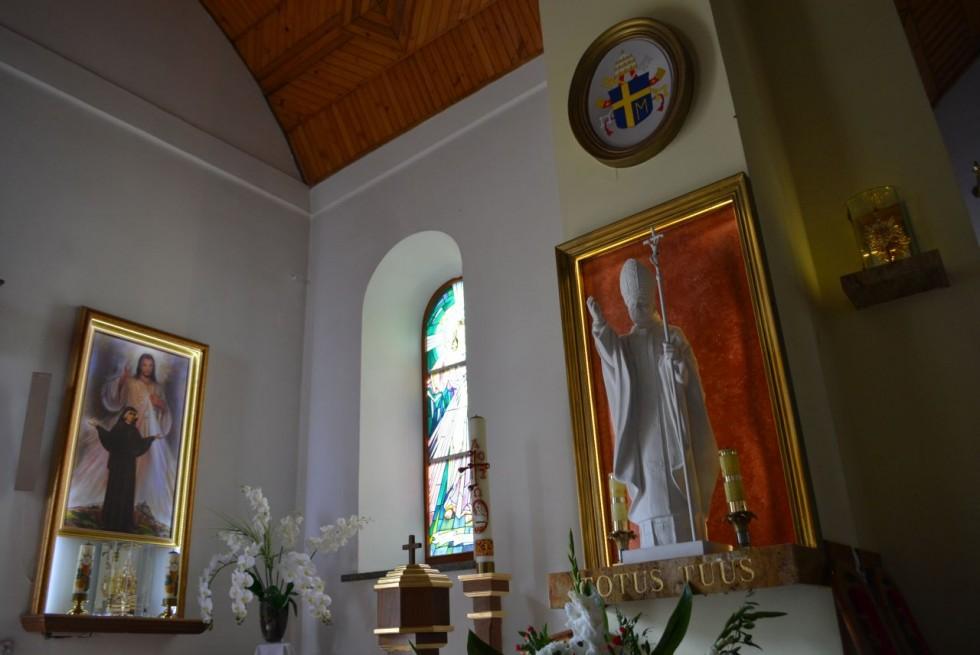 20.07 Cześniki. Parafia pw. św. Michała Archanioła