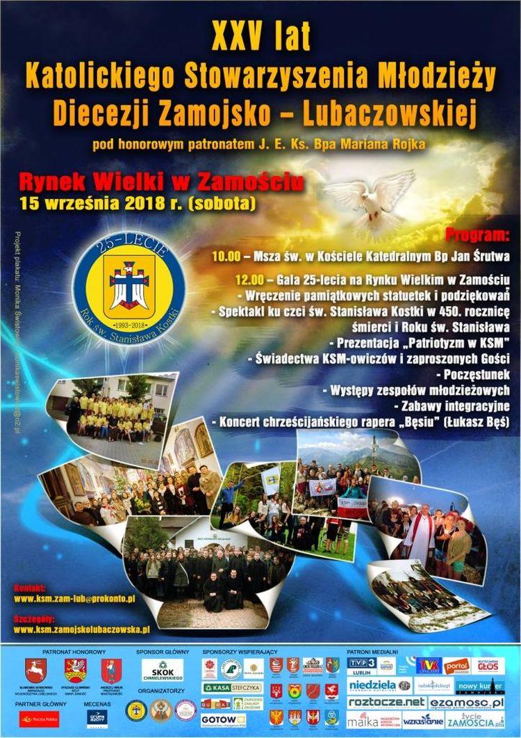 25-lecie Katolickiego Stowarzyszenia Młodzieży