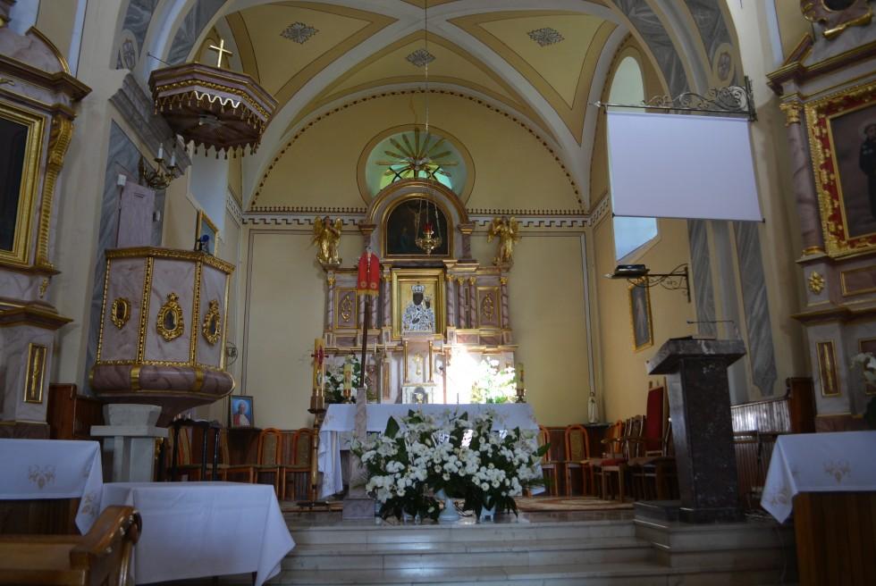 28.05 Perespa. Parafia pw. św. Michała Archanioła