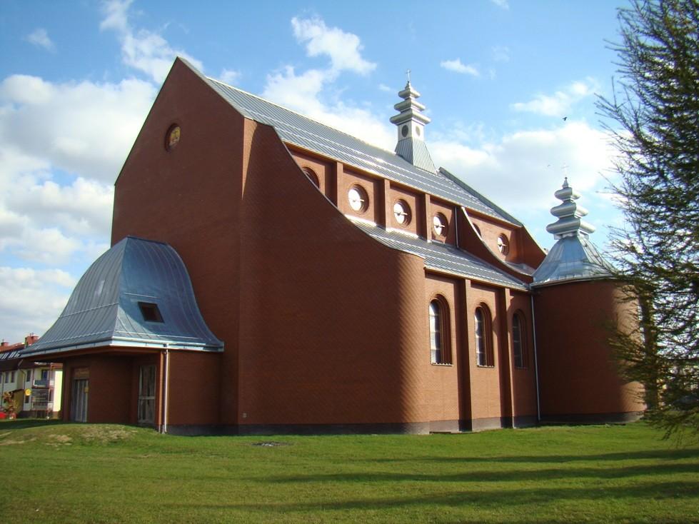 4.04.2017 parafia pw. św. Brata Alberta w Zamościu