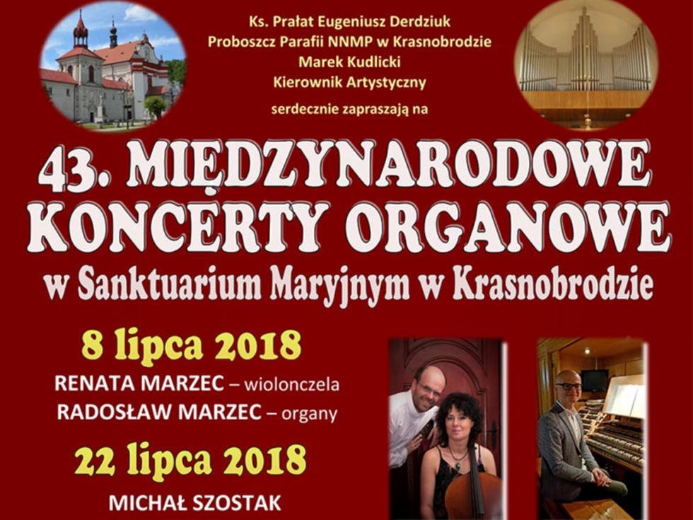 43. Koncerty Organowe