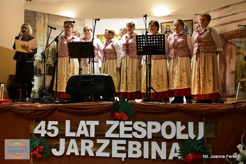 45 lat bukowskiej 'Jarzębiny'