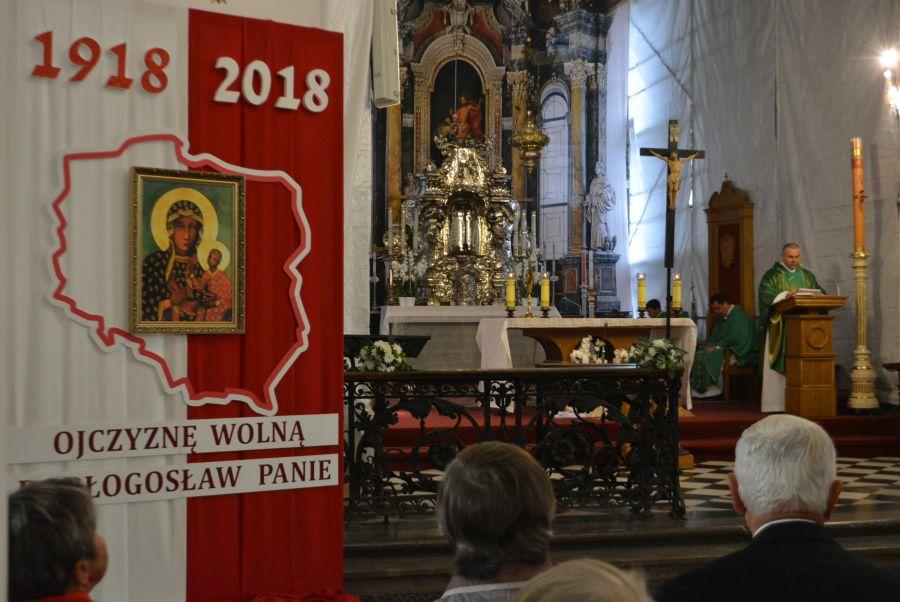 07-10-2018 Niedziela Radiowa w katedrze zamojskiej