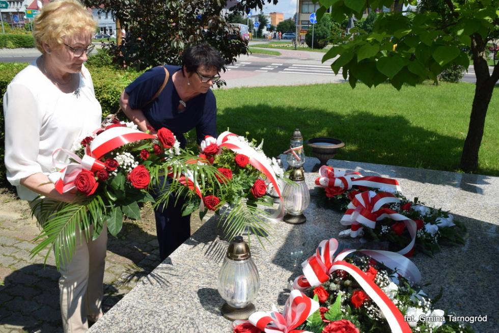 77. rocznica akcji wysiedleńczo – pacyfikacyjnej w gminie Tarnogród