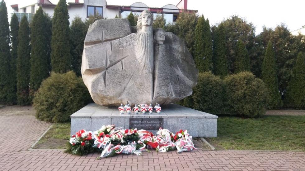 77. rocznica wysiedleń Zamojszczyzny