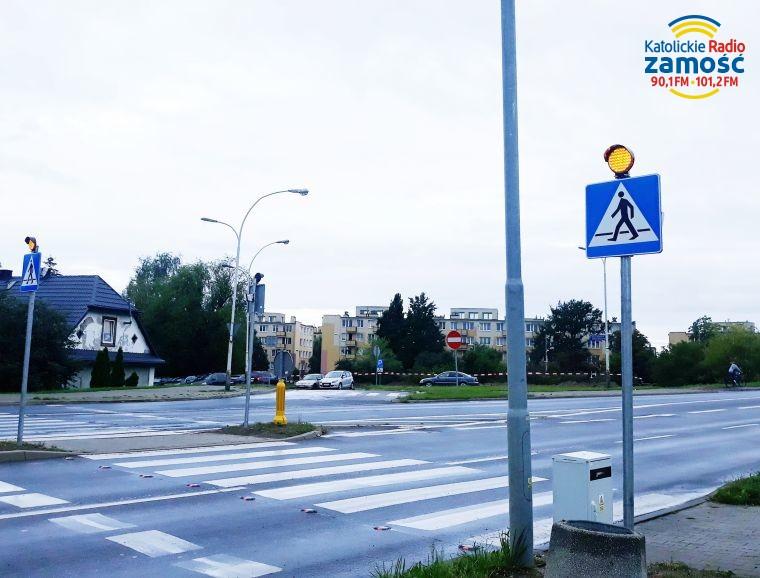 Analiza bezpieczeństwa ruchu drogowego w Zamościu