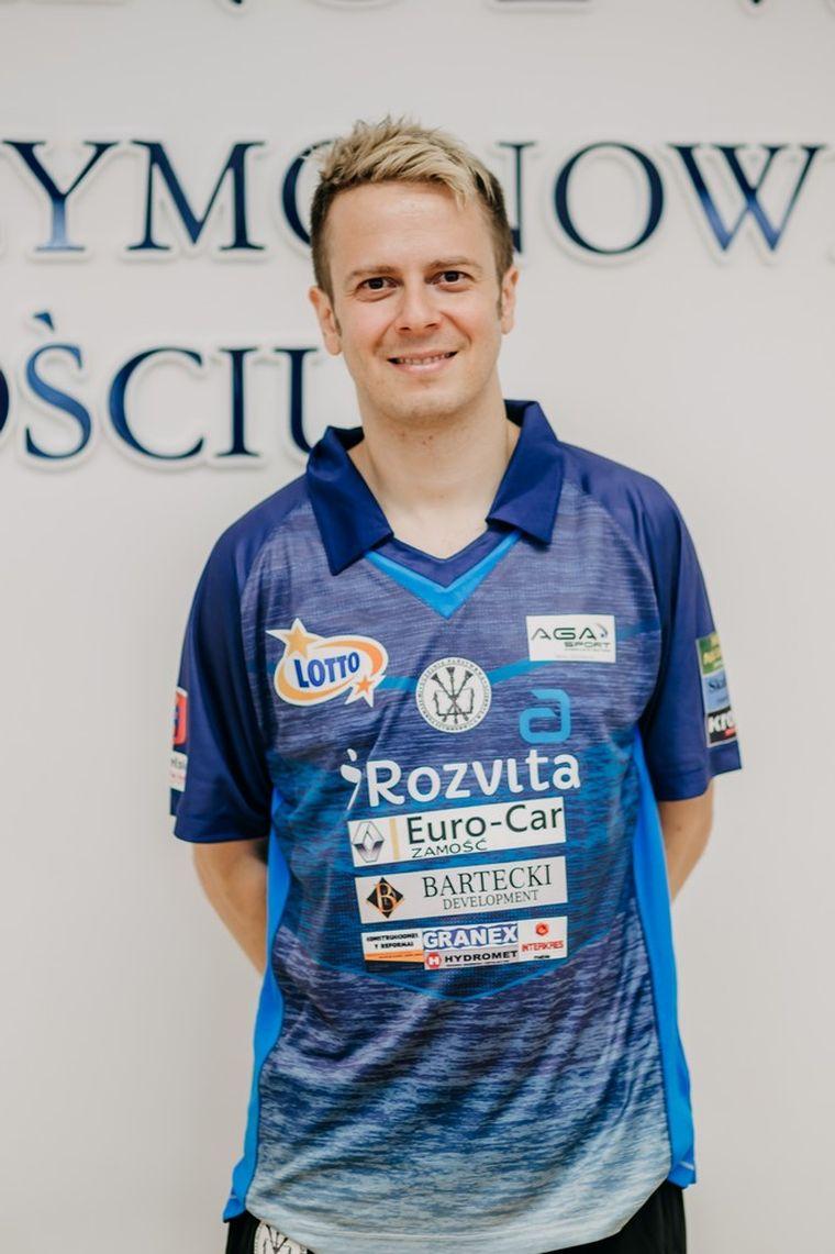 Andrew Baggaley zdobył srebrny medal