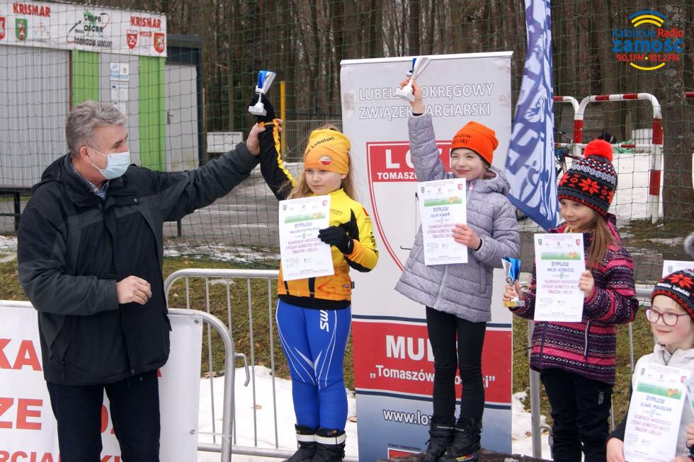 Bieg narciarski o Puchar Burmistrza Tomaszowa