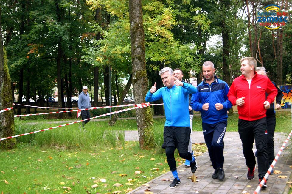 Biegną w Tomaszowie na 400 km