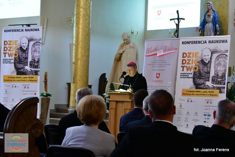 Biłgoraj. Dziedzictwo Kardynała Stefana Wyszyńskiego