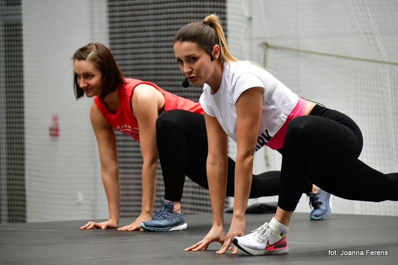 Biłgoraj. Dzień kobiet na sportowo