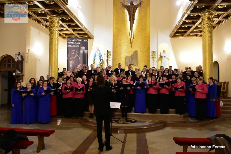 Biłgoraj. Koncert Cecyliański