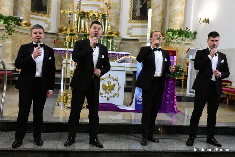 Biłgoraj. Koncert ukraińskiego zespołu Akord