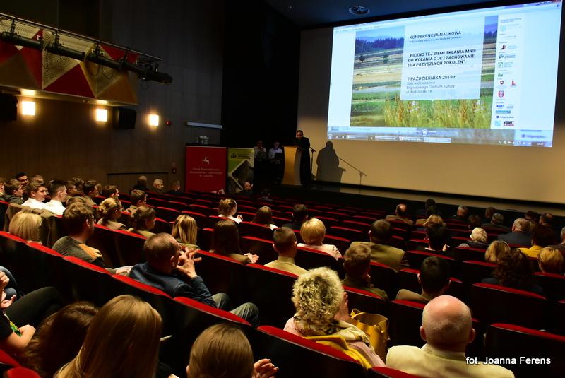 Biłgoraj. Konferencja ekologiczna w oparciu o nauczanie św. Jana Pawła II