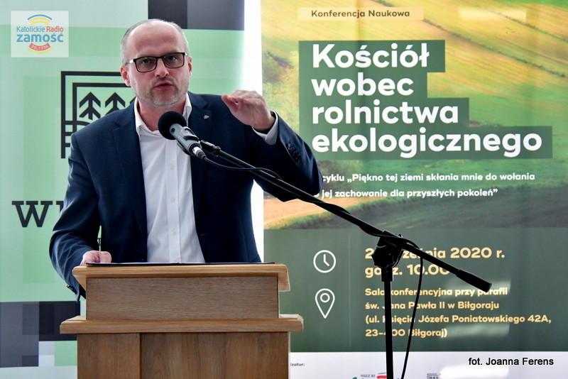 Biłgoraj. Kościół wobec rolnictwa ekologicznego