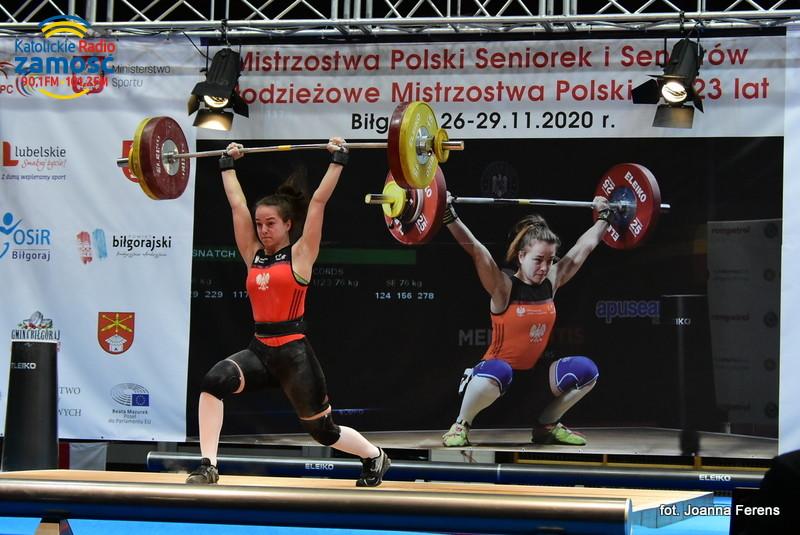 Biłgoraj. Mistrzostwa Polski w podnoszeniu ciężarów