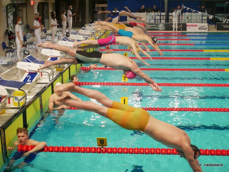 Biłgoraj na Grand Prix Polski w Pływaniu i Aquathlonie