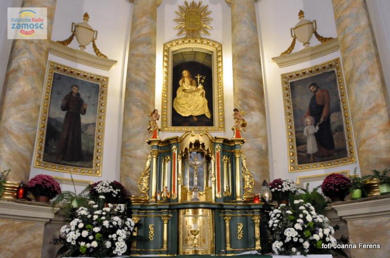 Biłgoraj. Odpust u św. Marii Magdaleny
