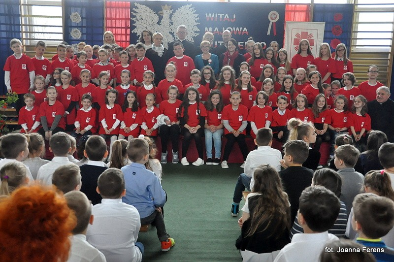 Biłgoraj, Otwarcie Szkolnego Koła Caritas