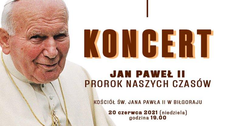 Biłgoraj. Papieski Dzień Dziękczynienia
