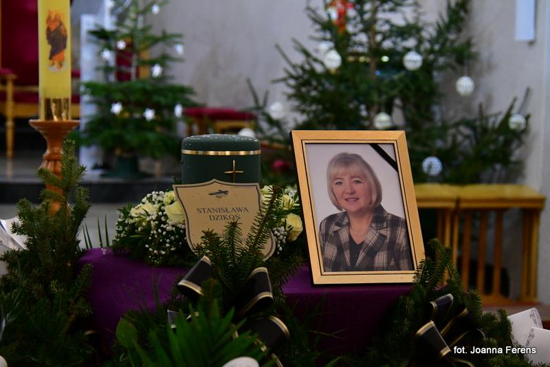 Biłgoraj. Pogrzeb Stanisławy Dzikoń
