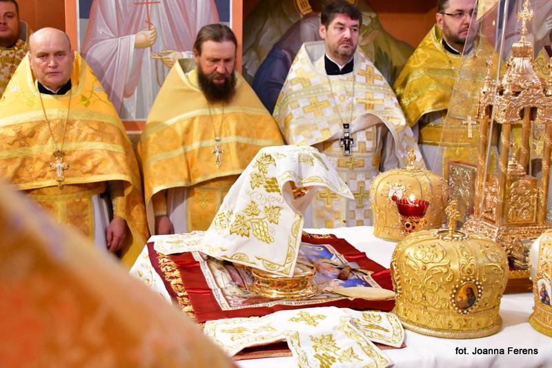 Biłgoraj. Poświęcenie cerkwi prawosławnej