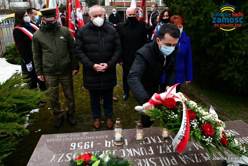 Biłgoraj. Powiatowe obchody Dnia Żołnierzy Wyklętych