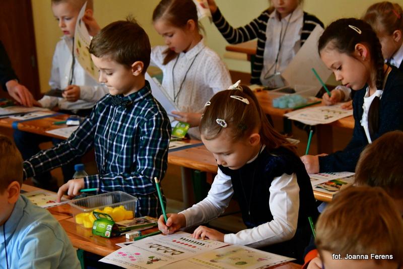 Biłgoraj. Przedszkolaki na matematycznej olimpiadzie