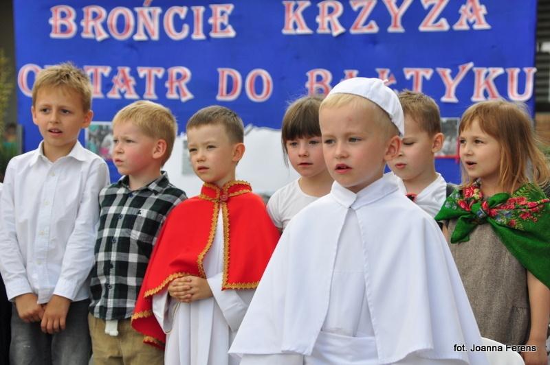 Biłgoraj. Rodzinnie u św. Jana Pawła II