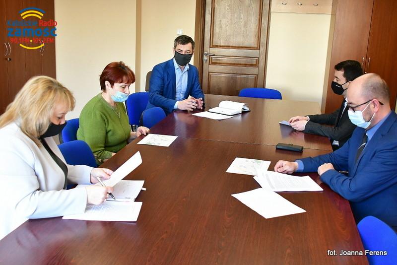 Biłgoraj. Spotkanie koncepcyjne w sprawie muzeum w Osuchach
