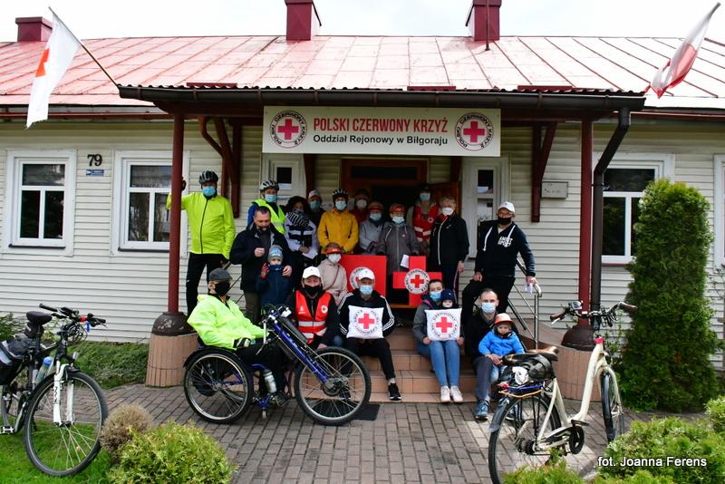 Biłgoraj. Światowy Dzień Czerwonego Krzyża