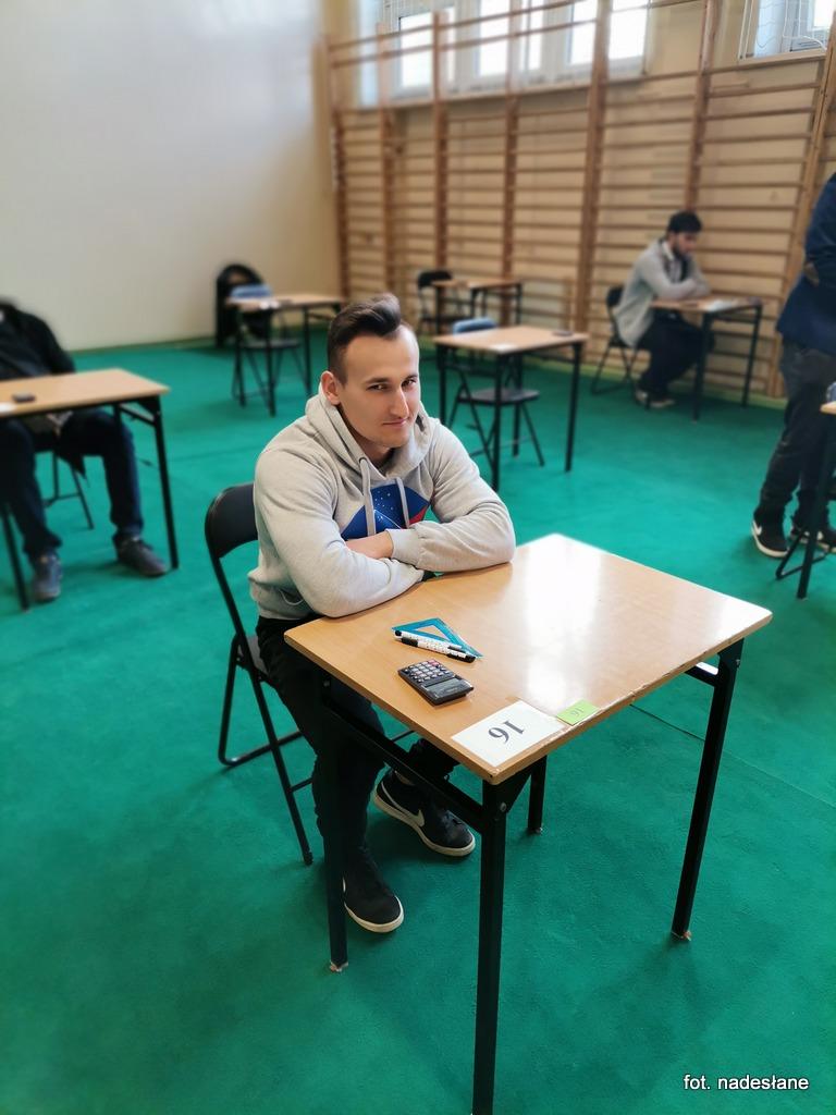 Biłgoraj. Uczeń ZSBiO w finale olimpiady