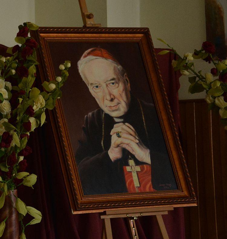 Bp Stefan Wyszyński w Zamościu