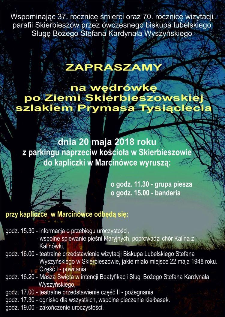 Bp Wyszyński znów w Skierbieszowie