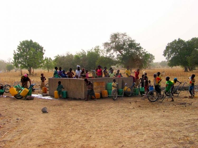 Czysta woda w Burkina Faso