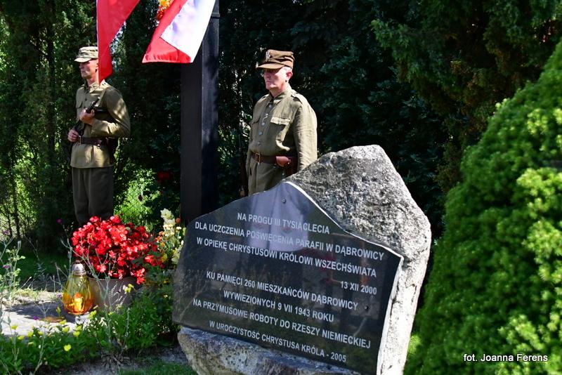 Dąbrowica. Dzień Walki i Męczeństwa Wsi Polskiej