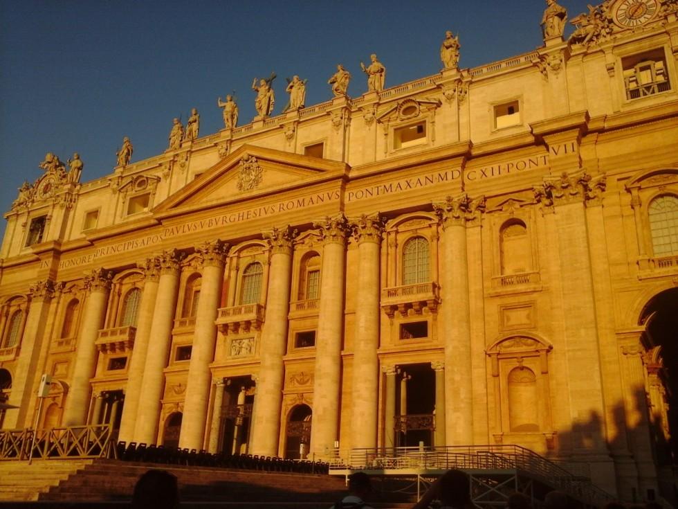 Diecezjalna pielgrzymka do Włoch