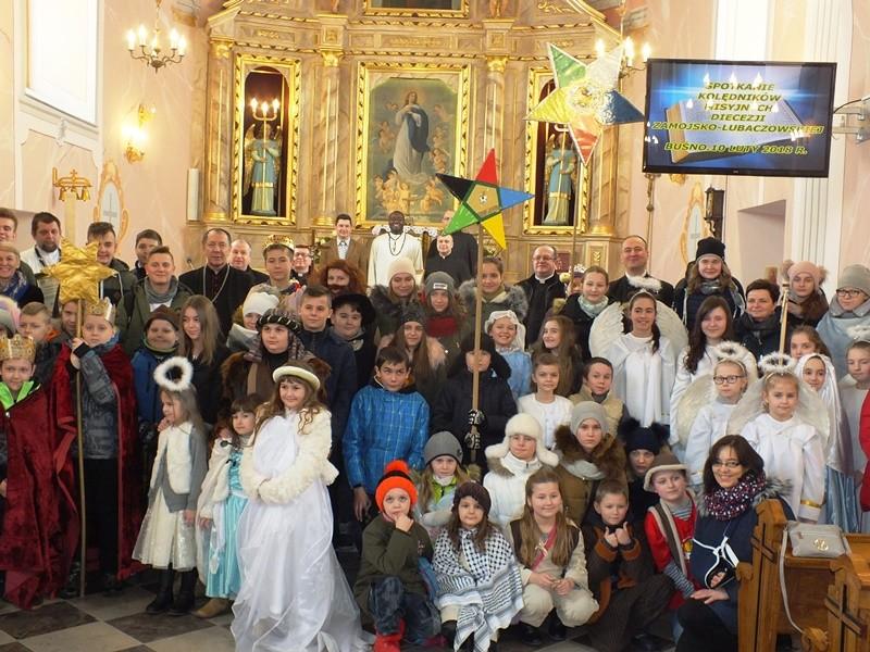 Diecezjalne święto małych misjonarzy
