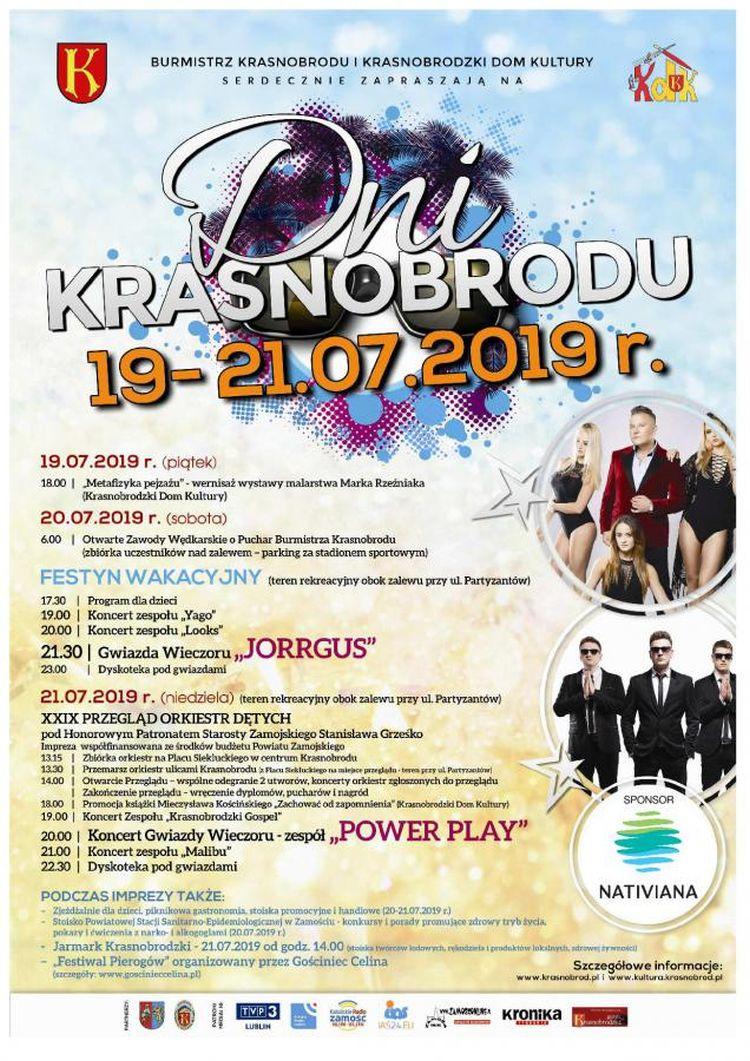 Dni Krasnobrodu 2019
