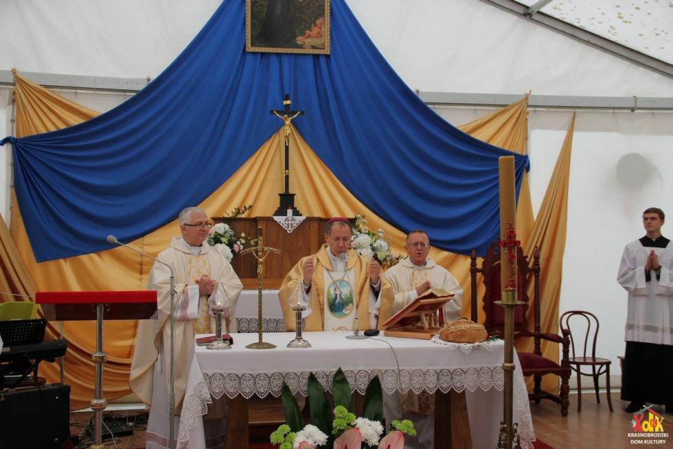 Dożynki Diecezjalno-Gminne